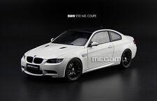1/18 Kyosho BMW E92 M3 Coupe Alpine White 08734W