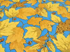 Season's Collection Autumn Leaves Martha Negley  Cotton Quilt Fabric  BFab