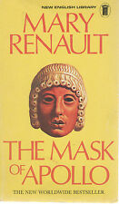THE MASK OF APOLLO - MARY RENAULT   (ENGLISH TEXT)