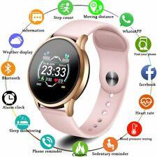 Luxury Smart Watch Women Sport Watch Waterproof Fitness Tracker Heart Rate Gift