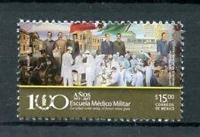 Mexique 2017 neuf sans charnière Military Medical School 1 V Set Health Education timbres