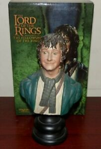 Lord of the Rings Peregrin Took figure BOXED SIDESHOW WETA