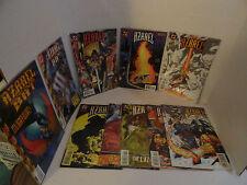 10 DIFFERANT DC COMICS   AZRAEL - 1995  - #  1 TO 7 , 9  , 48  & 56  EC MINT
