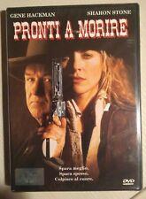 PRONTI A MORIRE - DVD NUOVO SIGILLATO