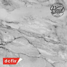 67cm D-C-Fix ROMEO GREY MARBLE 8288 Kitchen Wrap Sticky Back Vinyl 1-15m long