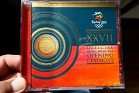 Sydney 2000 The Games Of The XXVII Olympiad - Official Music From...  -  CD, VG