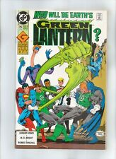 GREEN LANTERN No 25 Who Will Be Earth's Green Lantern? PRIZE FIGHT Chapter 1 & 2