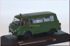 Barkas B1000 Militär Krankenwagen Military Ambulance Army 1964 IXO IST079 - 1:43