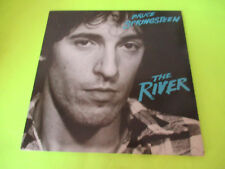 BRUCE SPRINGSTEEN THE RIVER 2 LP EX