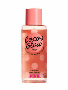 Victoria's Secret Pink New! COCO & GLOW Fragrance Mist 250ml