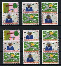 Nederland 1390 Kinderzegels 1987 alle combinaties *59% postkantoorprijs*