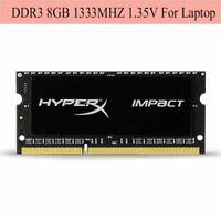 Für Kingston HyperX Impact 8 GB 16 GB 32 GB 1333MHz DDR3L PC3L-10600S Laptop-RAM