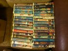 Lot 32 Vintage Childrens VHS Tapes Cartoons Movies Classics picture