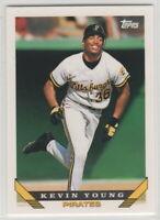 1993 Topps Baseball Pittsburgh Pirates Team Set
