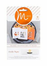 Heidi Swapp Crate Paper 12 Piece After Dark Minc Foil-Ready Treat Bags