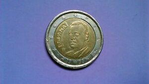 2 euro Espagne année 1999