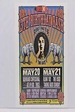 89X 13Th Birthday Bash 2004 Dashboard Confessional Handbill Flyer