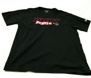 Champion UNLV Rebels Shirt Size Extra Large Embroidered University Of Las Vegas