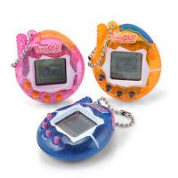 1PCS Kids 90S Nostalgic Tiny Tamagotchi 49 Pets in One Virtual Cyber Pet Toy