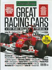 Motor Sport Magazine Great Racing Cars 2019 2nd Edition Formula 1 F1
