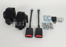 Fiat Dino Spider Retractable Seat Belt Set New