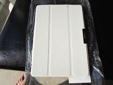 "FYY Kindle Fire HD7 7"" Tablet Folio Book Cover Case Magnetic On/Off WHITE"