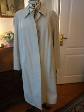 Vintage Womens Burberry Trench Mac