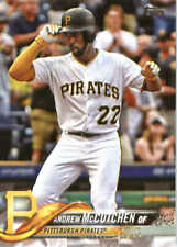 2018 Topps Baseball #200 Andrew McCutchen Pittsburgh Pirates