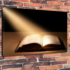 """Bible Religion Christianity Printed Canvas Picture A1.30""""x20""""30mm Deep Wall Art"""