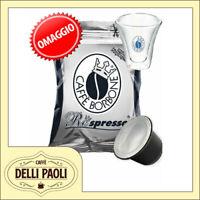 Caffè Borbone Respresso Nera box 300 capsule compatibili Nespresso + Tazzina