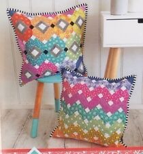 Bejeweled Cushions - EPP PATTERN with templates - Lilabelle Lane Creations