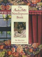 The Beatrix Potter Needlepoint Book By Pat Menchini. 9781854716194