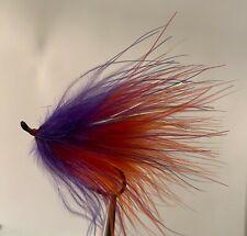 Popsicle Streamer #1/0 Flyfishing Flies, Qty=6, Umpqua,Tiemco,Retail Inventory