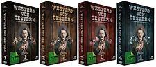 Western von Gestern - Staffel 1+2+3+4 - Vier Boxen (84 Folgen) - Fernsehjuwelen