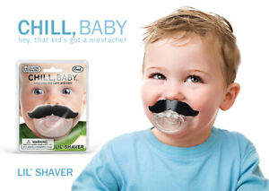 Chill Baby Lil' Shaver Dummy