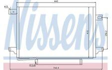 NISSENS Condensador de aire acondicionado 940054