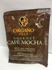 ORGANO GOURMET Cafe Mocha(Instant coffee) WITH GANODERMA 6 Sachets