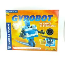 Thames & Kosmos Gyrobot Science of Gyroscopes Experiment Kit Robot Toy 620301