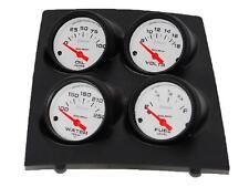 68-69 Camaro / 68 69 70 71 72 73 74 Nova 4 Gauge Shifter Console Pod Instrument