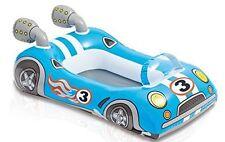 Voiture bleue Intex Piscine Cruiser Enfants Flotteur Jouet Gonflable Blow Up Lilo 59380NP