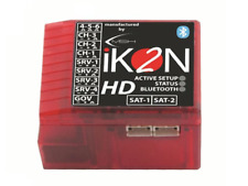 iKON2 HD Flybarless System with Integrated Bluetooth Module - Micro USB Cable No