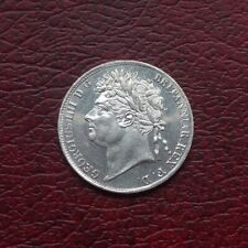 More details for george iv 1825 maundy silver fourpence
