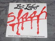 Los Lobos: Four songs from The Neighborhood   CD Sampler  promo  NM
