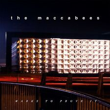THE MACCABEES - MARKS TO PROVE IT  CD NEU