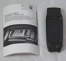 BMW Genuine Bluetooth Apple iPhone 3G Adapter Cradle E36 E46 E60 E63 X5 E92 E90
