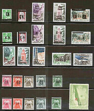 Algeria  1962- 2017  Complete Year Sets Collection (  56 years )   -  MNH  **