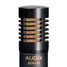 Audix ADX 51 Condenser Microphone ADX51 Acoustic Guitar Drum Overhead Room