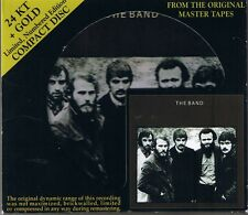 Band, The The Band  24 Karat Gold CD Audio Fidelity