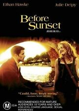 Before Sunset (Dvd, 2005) Ex Rental