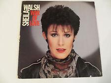 SHELIA WALSH – War Of Love - LP 1983 Sparrow - XIAN CHRISTIAN ROCK